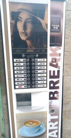 Поставяне на кафе автомати