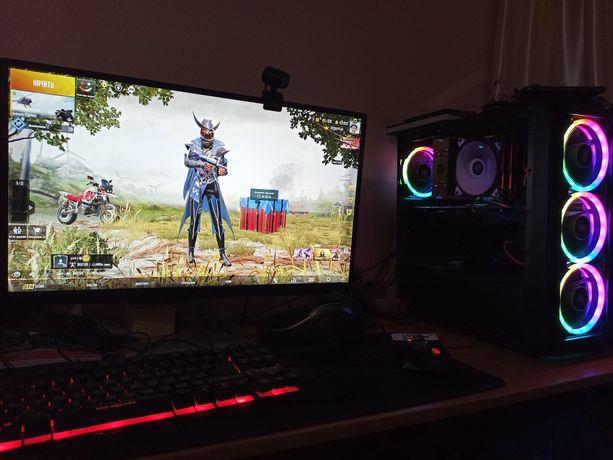 Компьютер в сборе для игр и работы
