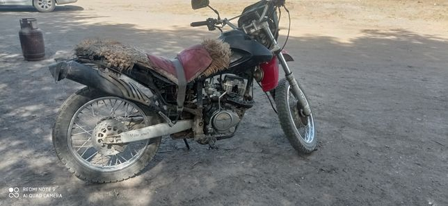 Мотоцикл, питьбайк
