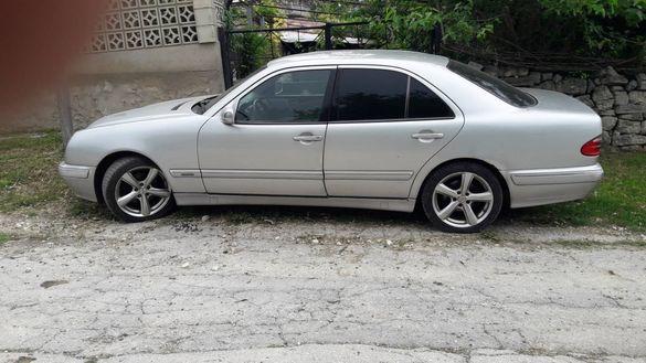 На части!  Mercedes-Benz E200 cdi facelift elegance OM611