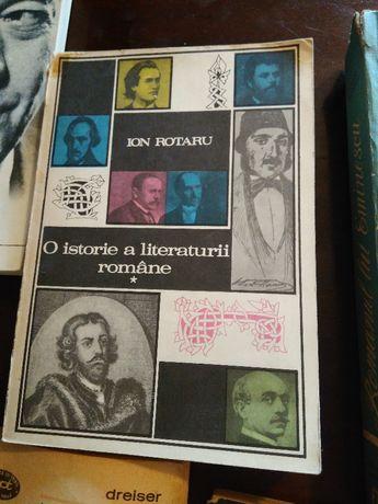 Ion Rotaru - O istorie a literaturii romane - vol.1