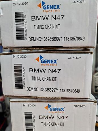 Pulen komplekt verigi BMW N47