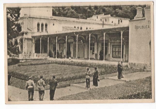 1951 Băile Herculane Terasa