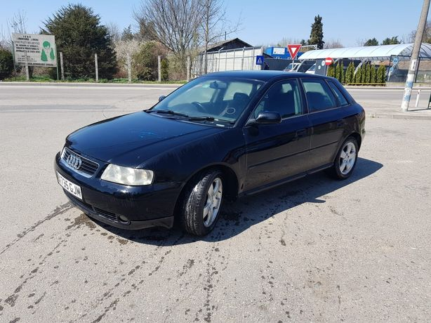 Dezmembrez Audi A3 1.8turbo Euro 4 Aum 150cp