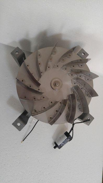 Ventilator cazan pe lemne Unical Airex 25S, 40S, 50S, 65 2S si 80 2S Brasov - imagine 1