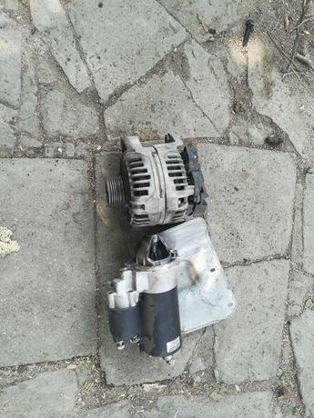 Стартер и динамо алтернатор за опел 2.0 и 2.2 дизел