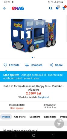 Pat supraetajat happy bus