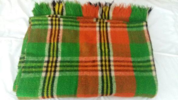 Родопско одеяло -100%вълна