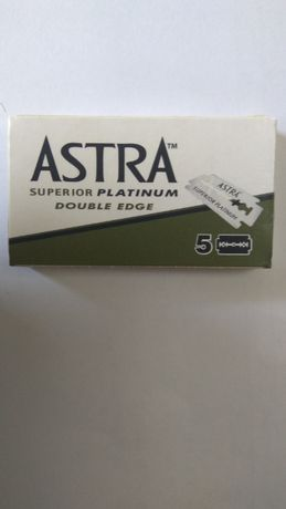 Ножчета за бръснене Astra Superior Platinum Gillette NACET Voskhod