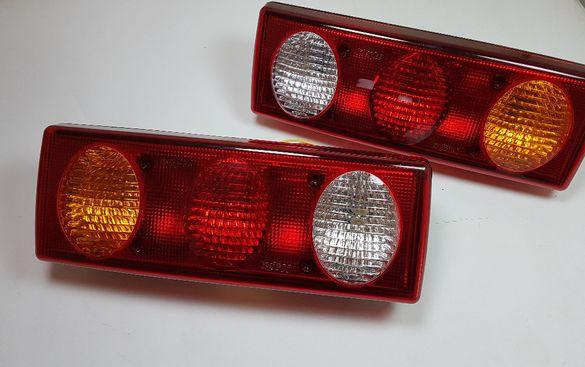 Стопове за Камион Бус Ремарке Влекач Платформа 2бр. 3 светлини