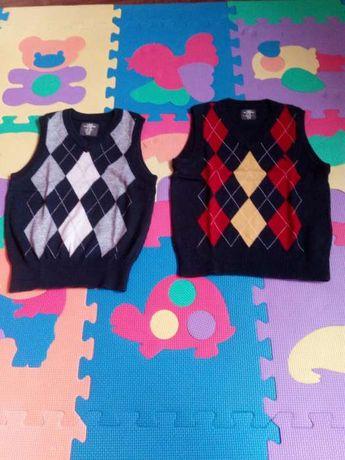 Pulover fără mâneci H&M,4-5 ani