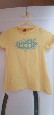 Лот РUMA, къси панталонки+тениска