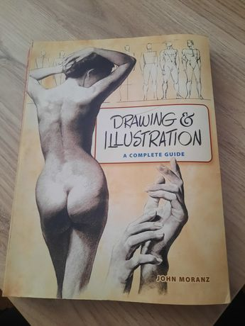 Книга для обучения рисованию.