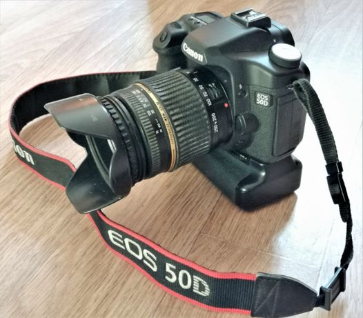 Canon EOS 50D – максимум отдачи на вложенный тенге