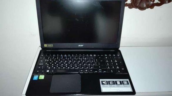 Лаптоп Аcer Aspire e5-572g-77bu, i7-4712mq,, 8 GB RAM,GeForce 840M,1 T
