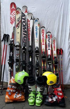 Schiuri copii-adulti - ski, clapari, casti