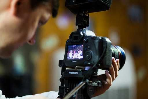 Видеограф, видеосъёмка и фотосъемка, Видеооператор фотограф
