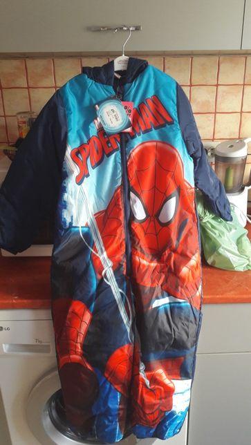 Salopeta iarna spidermen