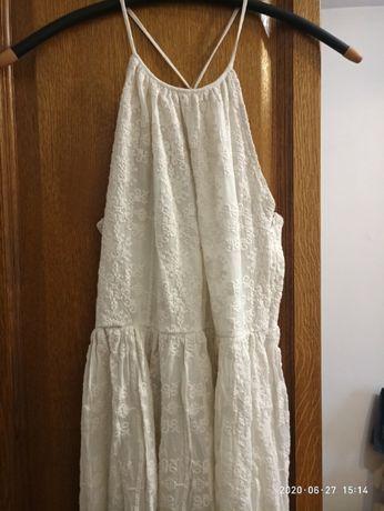Сарафан-платье Mango, платье в бельевом стиле Prio