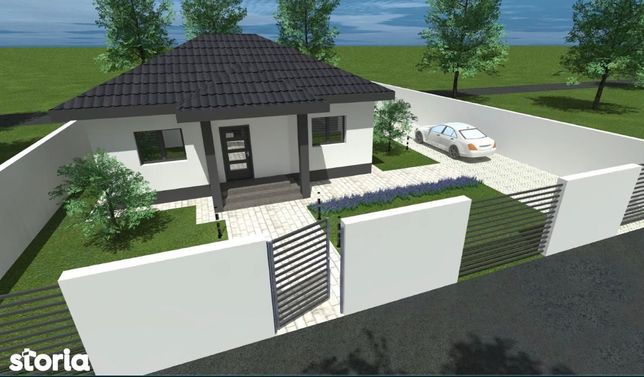 Casa noua la cheie in Livada de Bihor