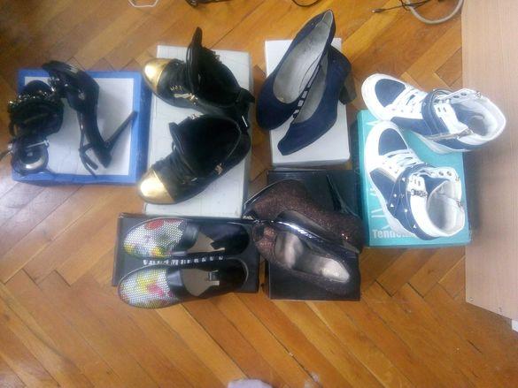 Обувки Graceland, Mat Star, Puma, Adam's и др.