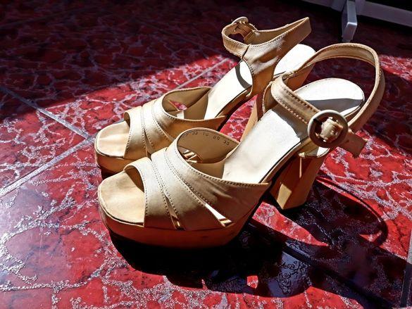 Официални летни сандали