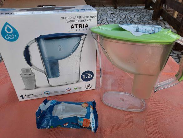 Кана DAFI модел ATRIA Classic за пречистване на вода