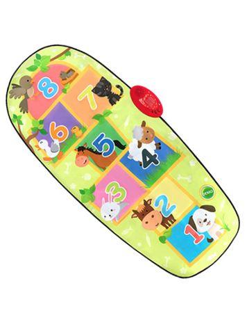 Детско музикално килимче - с проблем