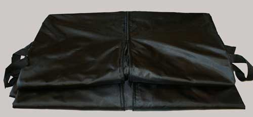 Мешок патологоанатомический (трупный пакет)