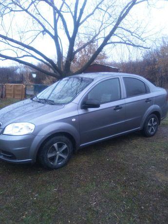 Продам машину Chevrolet Aveo