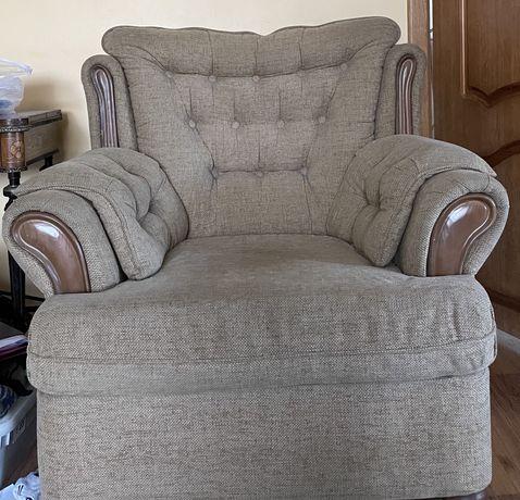 Диван раскладной, маленький диван и кресло