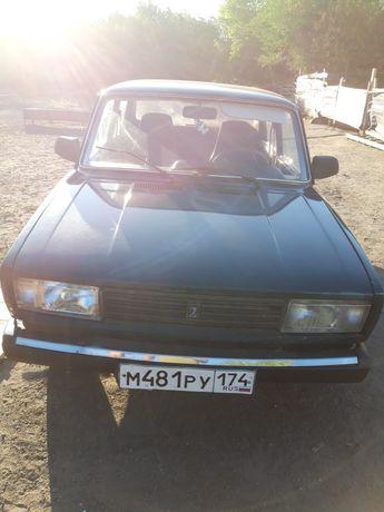 Машина сатам 2105