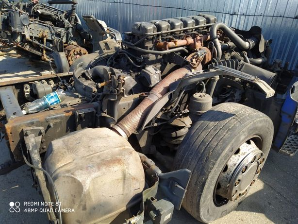 Продам по запчастям Scania 114 автовоз