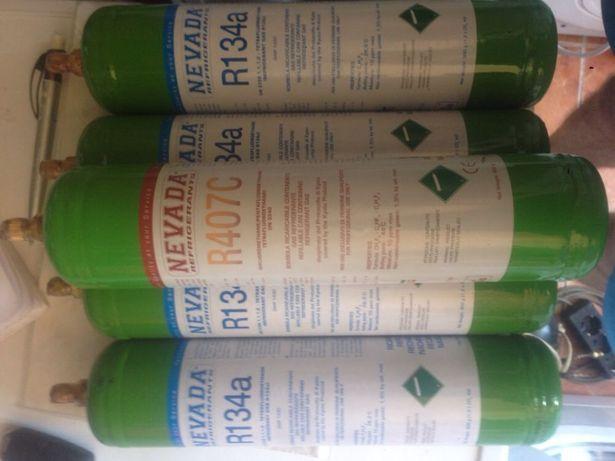 Butelie cu freon R422 R134 R407 R410 R404 R32 R1234 agent refrigerant