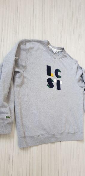 Lacoste Crewneck Sweatshirt Mens Size 8 - 3XL НОВО! ОРИГИНАЛ! Блуза