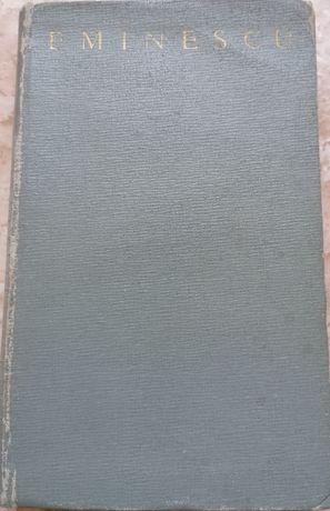Vand carte poezii de Eminescu 1963