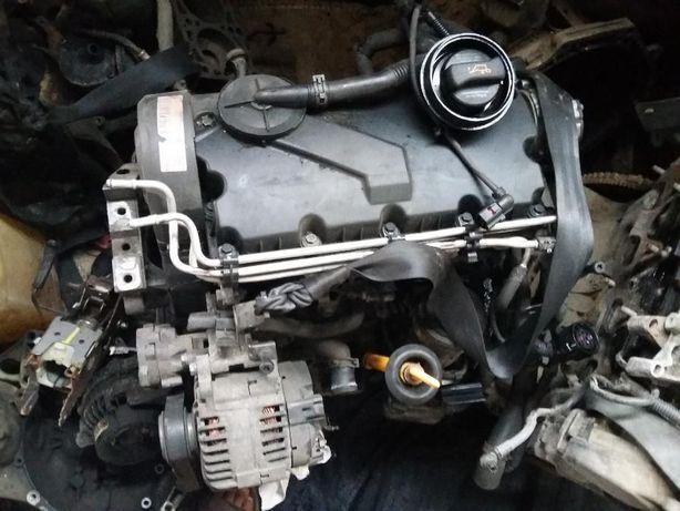 Motor BKD 2000 SDI Fara Turbo golf 5