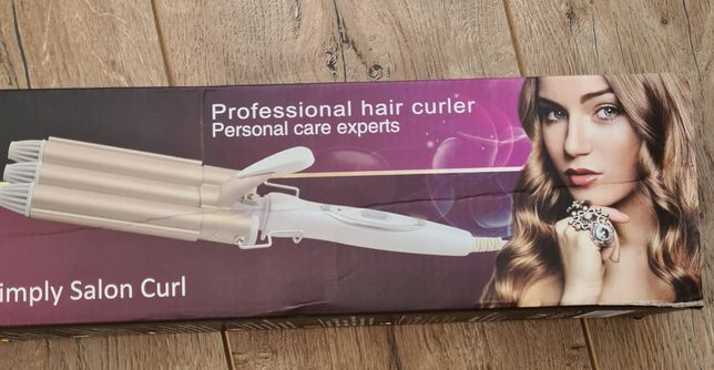 Profesional Hair Curler
