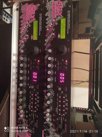 Гибридные (лампа+ транзисторы) процессоры для гитары и баса