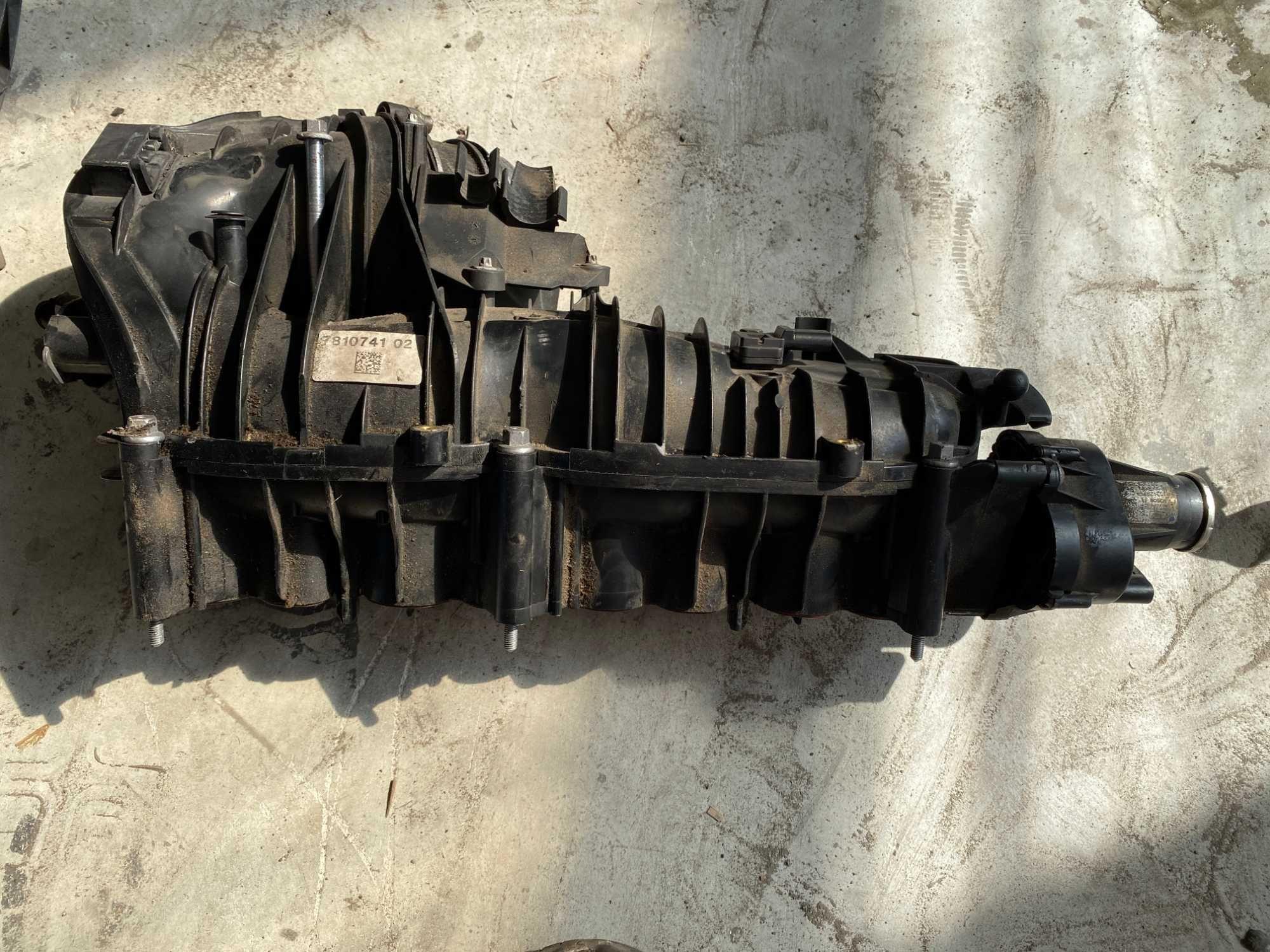 Всмукателен колектор - /БМВ/BMW/- е81 123d N47D 204кс.