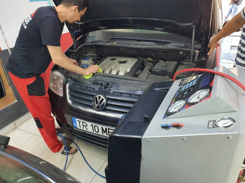 Freon auto R 134a Bucuresti - imagine 1