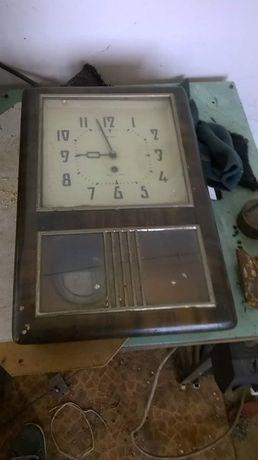 Часовник ретро стенен