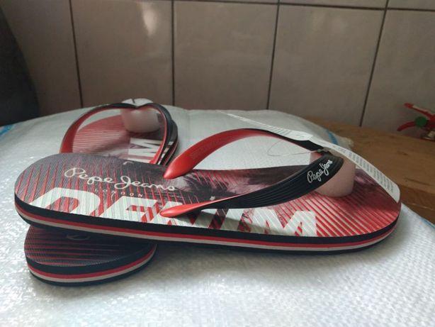 Vand papuci originali Pepe Jeans de calitate si design superior