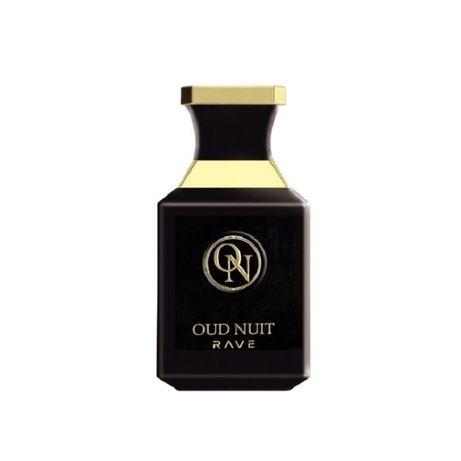 Parfum Arabesc Barbat OUD NUIT Rave Bon Fiscal Arabesti Dubai Negru