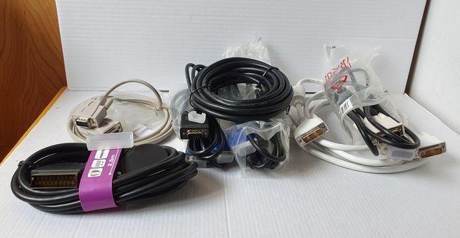 Cabluri VGA, DVI, scart, alimentare
