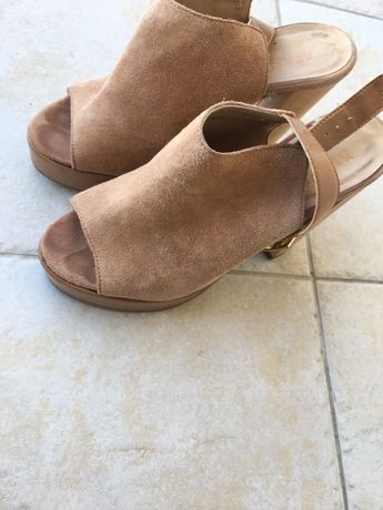 СПЕШНО Високи елегантни обувки