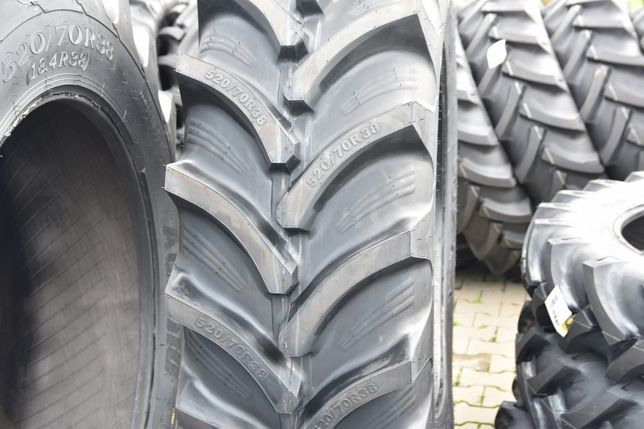 Anvelope utilaje agricole 520/70 R38 OZKA garantie 5 ani