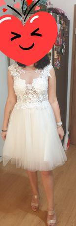 Булчинска къса рокля