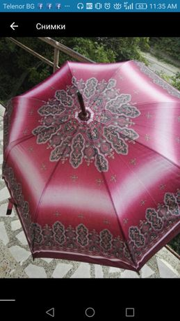 Нови автоматични чадъри с масивна конструкция и здрава дръжка