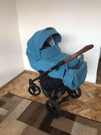 Бебешка количка + столче за кола